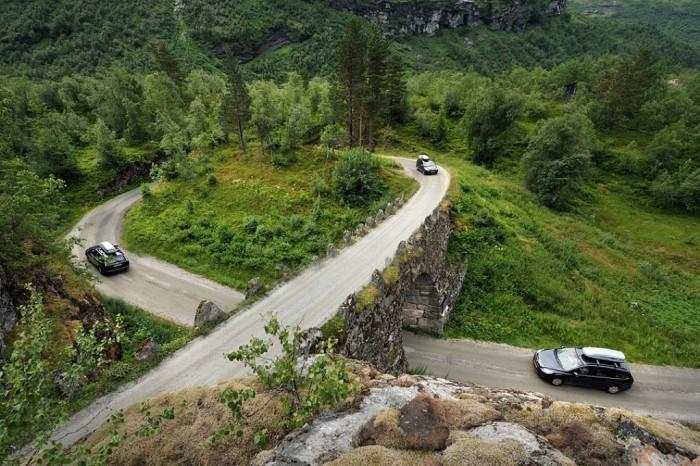 Trollstigen 55 Most Fascinating & Weird Roads Like These Before?