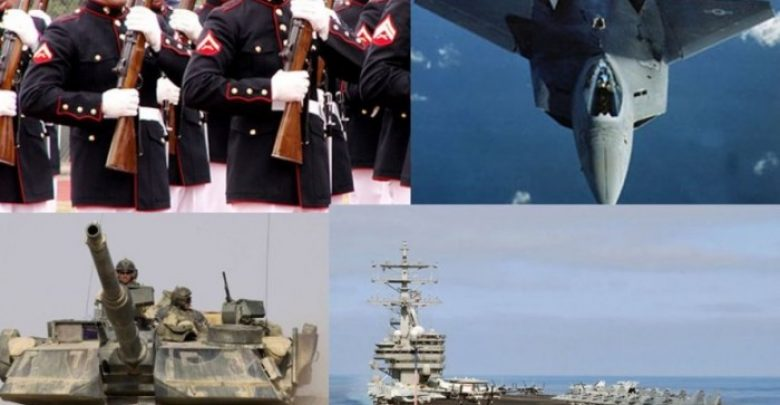 Photo of Top 15 Highest Spending Governments on Their Military in the World