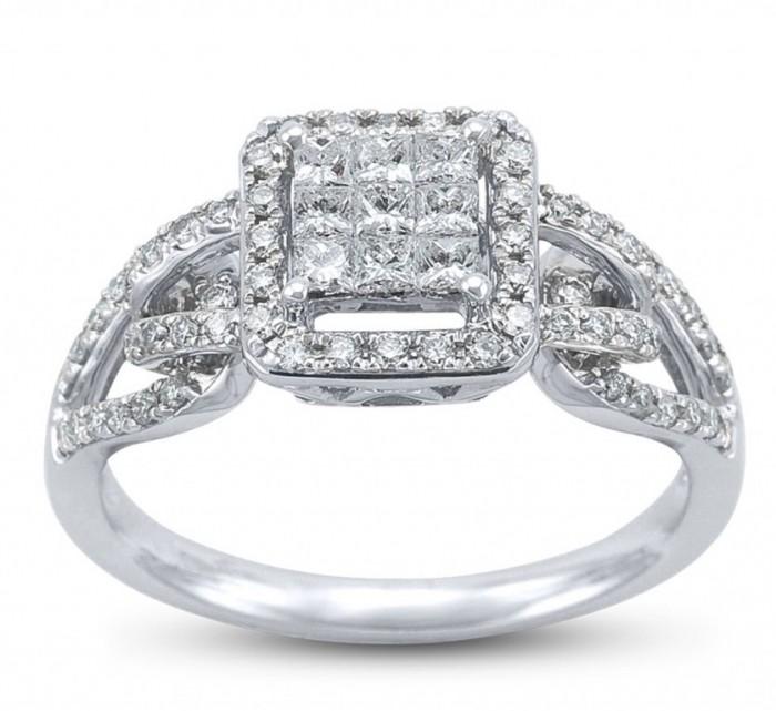 Vintage-Engagement-Ring-1024x938 50 Unique Vintage Classic Diamond Engagement Rings