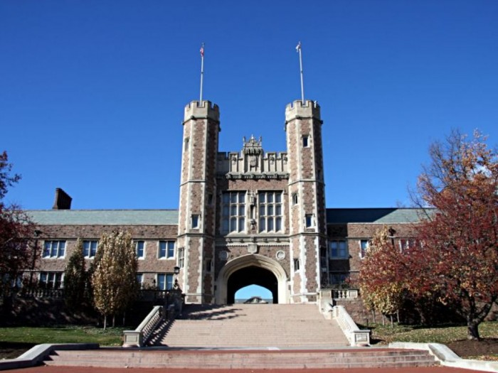 Washington-University-in-St.-Louis Top 10 Government & Private Medical Colleges in USA