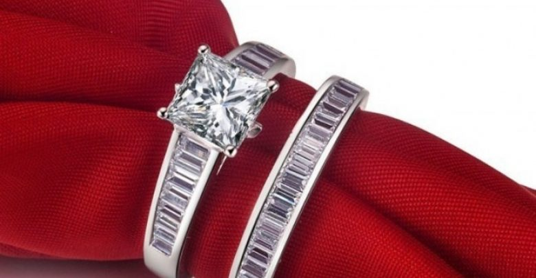 Photo of 35 Dazzling & Catchy Bridal Wedding Ring Sets