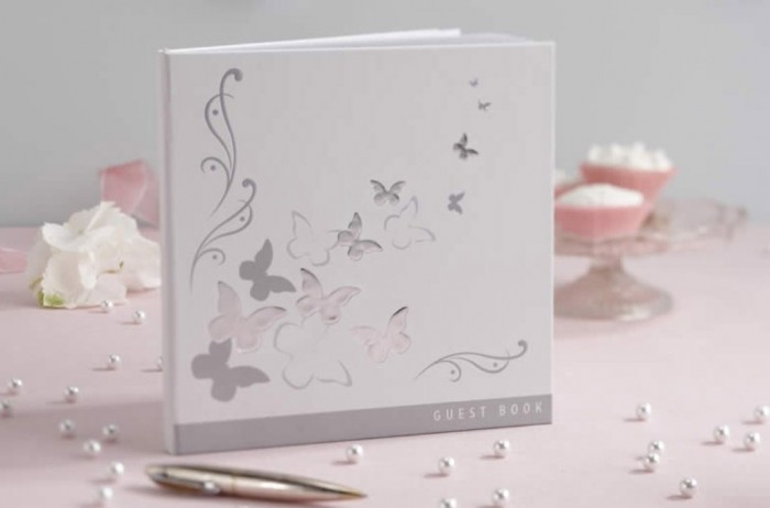 WeddingGuestBook2 35 Best Affordable & Catchy Bachelorette Party Gift Ideas