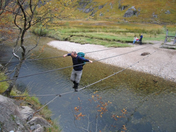 Wire-Rope-Bridge The World's 15 Scariest Bridges that Will Freeze Your Heart