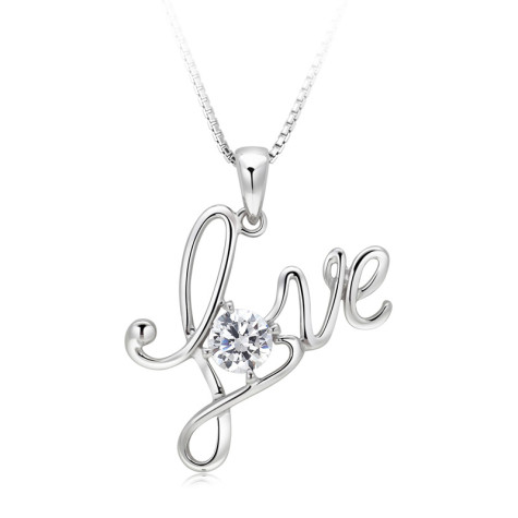 Women_Lovely_Letter_Sterling_Silver_Necklace_original_img_13485614699098_523_-475x475 How To Choose The Right Necklace For Your Dress?