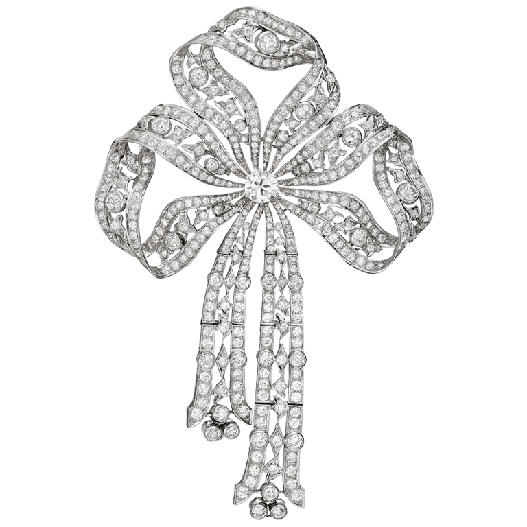 XXX_28_1367171204_1 35 Elegant & Wonderful Antique Diamond Brooches