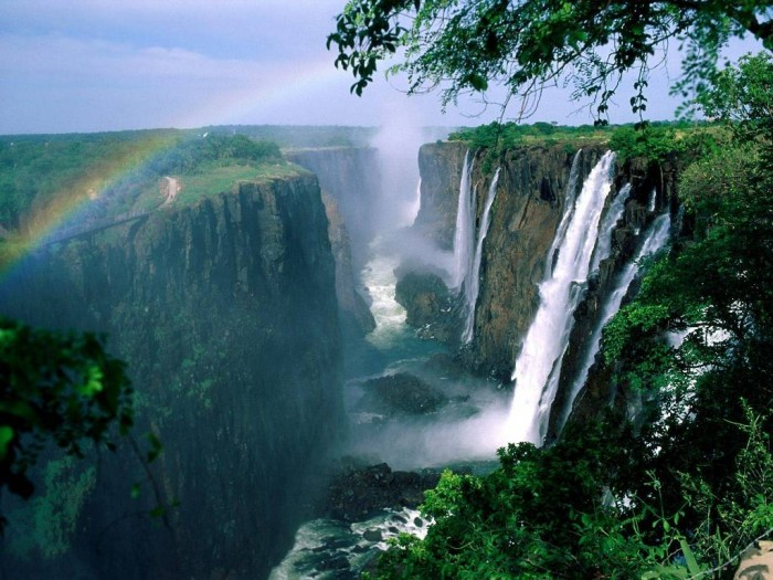 Zimbabwe-victoria-falls Top 10 Worst Governments in the World