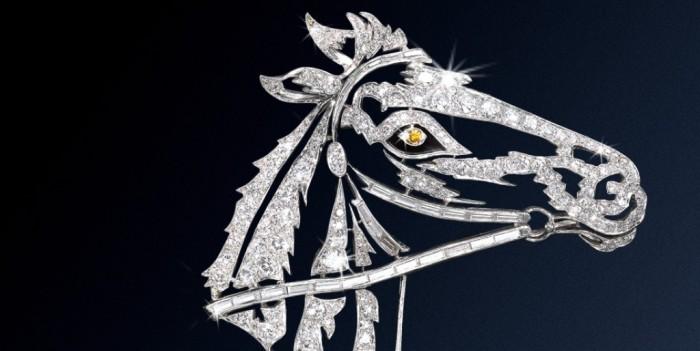 antique-brooch-home 35 Elegant & Wonderful Antique Diamond Brooches