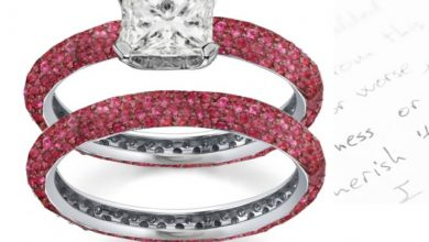 Photo of 55 Fascinating & Marvelous Ruby Eternity Rings