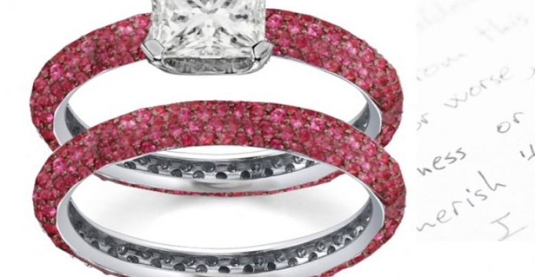 Photo of 55 Fascinating & Marvelous Ruby Eternity Rings