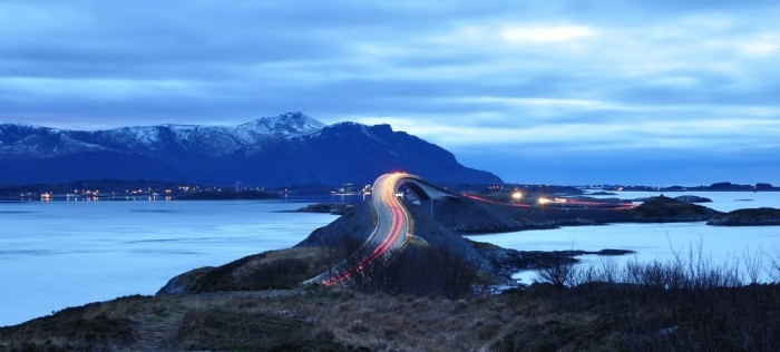 atlanterhavsveien 55 Most Fascinating & Weird Roads Like These Before?