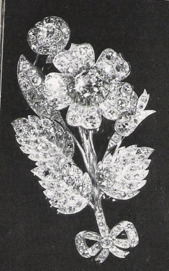 broochHMSVanguard 35 Elegant & Wonderful Antique Diamond Brooches