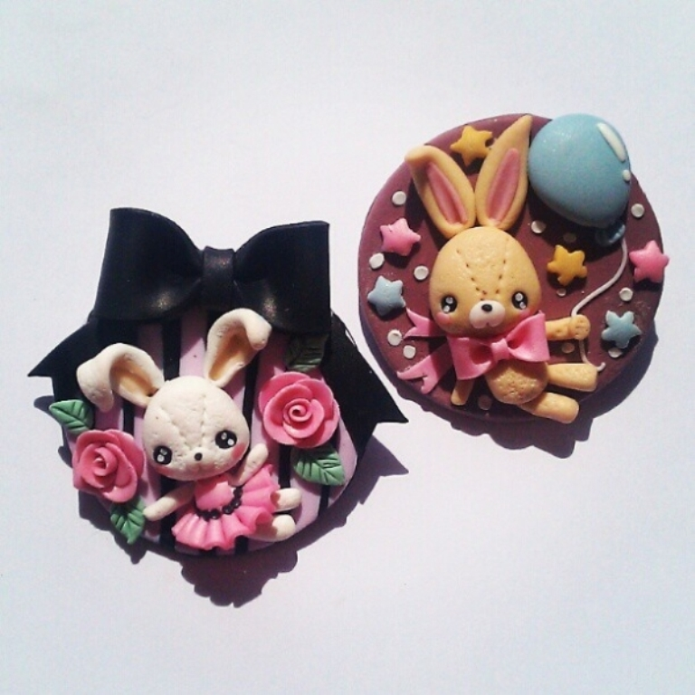 c6ef6e8cd34e1ca9148e7b0e2ef6e98d 45 Handmade Brooches to Start Making Yours on Your Own
