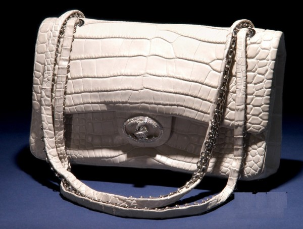 chanel-croc-bag 69 Most Expensive Diamond Purses in The World