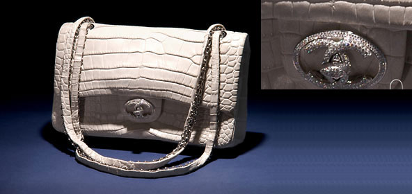 chanel-diamonds-forever-bag 69 Most Expensive Diamond Purses in The World
