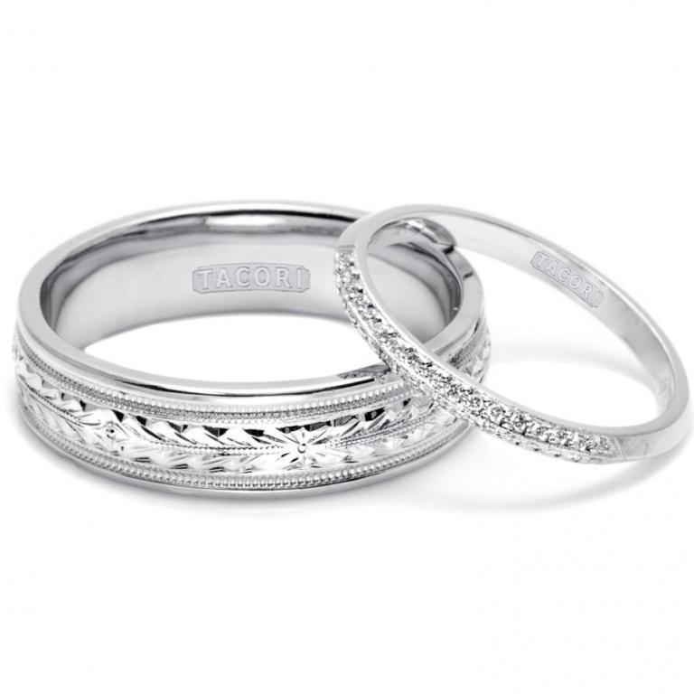 Diamond Wedding Rings 60