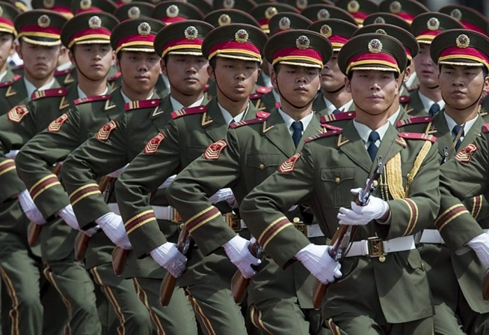china Top 15 Highest Spending Governments on Their Military in the World