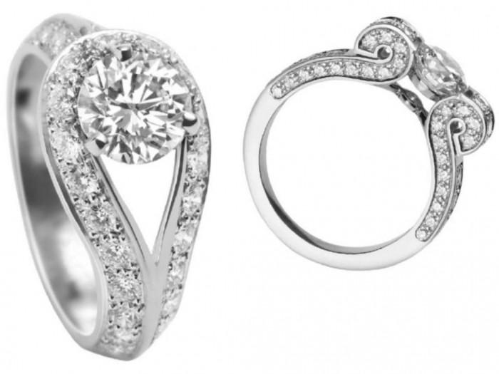 classic-engagement-rings-diamonds-platinum-channel-set__full 50 Unique Vintage Classic Diamond Engagement Rings