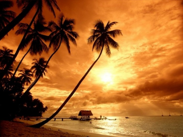 costa-rica-beaches-sunset- Top 10 Greatest Countries to Retire