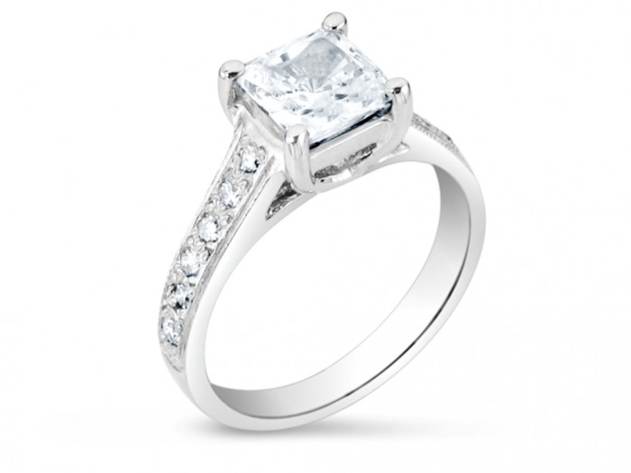 diamond-engagement-ring-palladium-cheap-89573 35 Fabulous Antique Palladium Engagement Rings