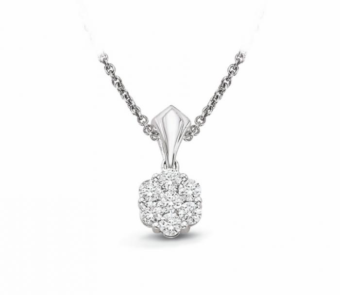 diamond-necklace-pendant-corpus-christi-rockport-tx-victorias-fine-jewelry-diamond-solitaire-flower-pendant-corpus-christi-rockport-tx-victorias-fine-jewelry-idd 50 Unique Diamond Necklaces & Pendants