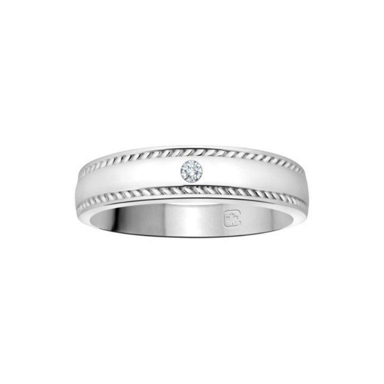 diamond-wedding-band 60 Breathtaking & Marvelous Diamond Wedding bands for Him & Her