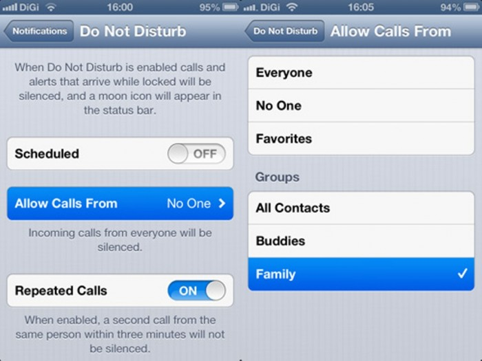 dnd-choose-family Easy-to-Follow Tricks & Tips to Make Full Use of Your iPhone