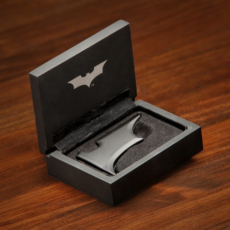 e841_batman_money_clip_package Best 35 Money Clips for Men