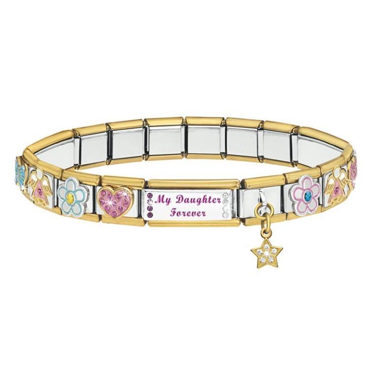 e9f06ac1-c9c4-4a5a-ab8d-03a46dd81049 25 Amazing & Catchy Italian Link Charm Bracelets