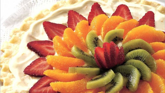 easy-fresh-fruit-dessert-pizza_hero Do You Like Fruit Pizza? Learn How to Make It on Your Own