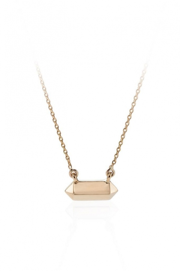 elle-02-nicholas-liu-gold-charm-pendant-necklace-xln 30 Non-traditional & Unusual Gold Necklaces