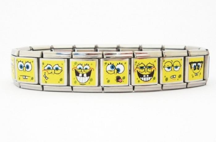 fc003680d8323330c03be6ba0434a384 25 Amazing & Catchy Italian Link Charm Bracelets