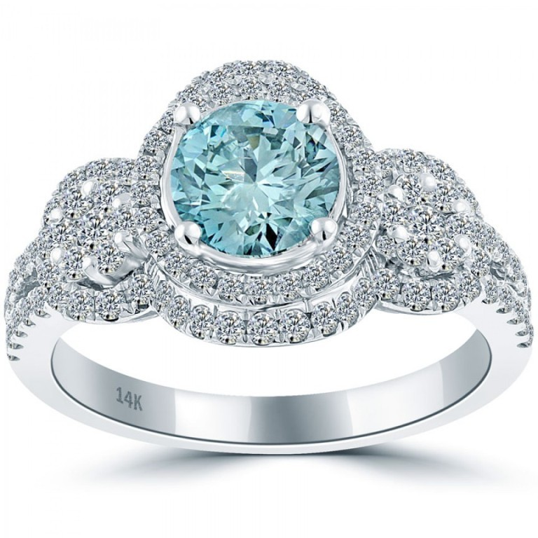 fd-562-1_3 60 Magnificent & Breathtaking Colored Stone Engagement Rings