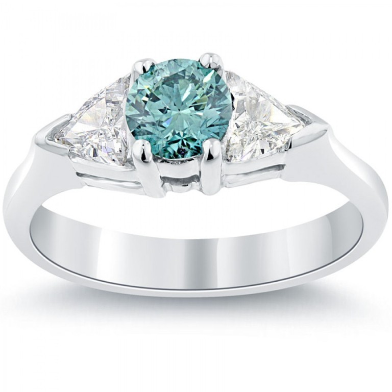 fd-575-1_3 60 Magnificent & Breathtaking Colored Stone Engagement Rings