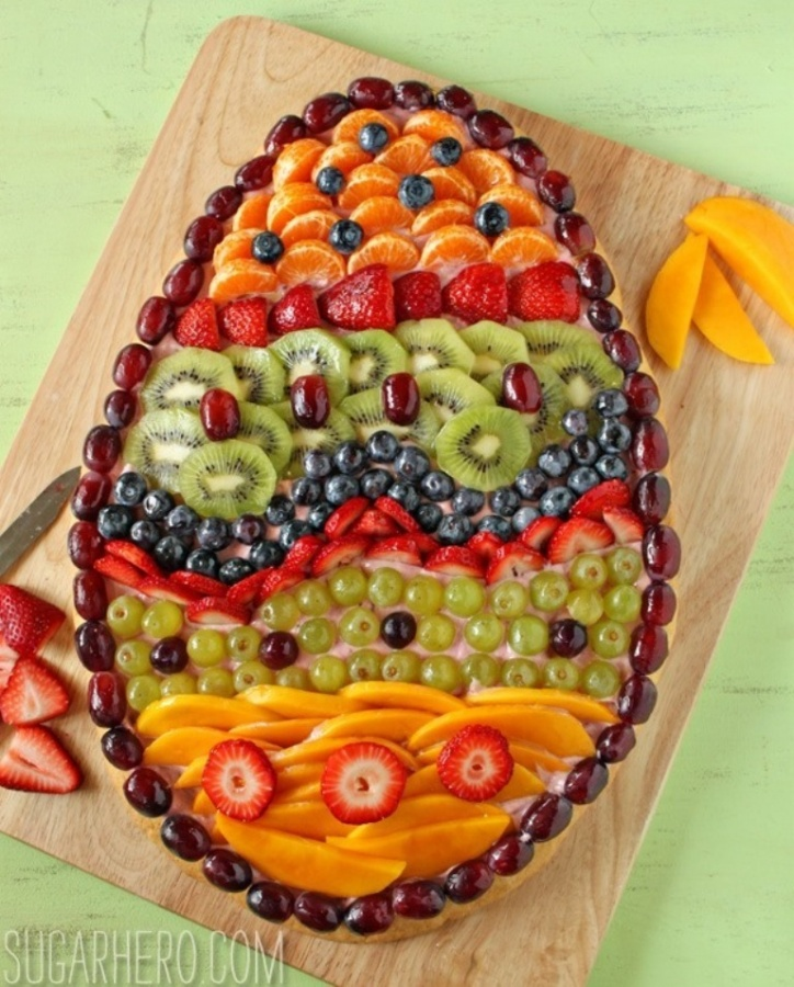 fruit-pizza-1_thumb Do You Like Fruit Pizza? Learn How to Make It on Your Own