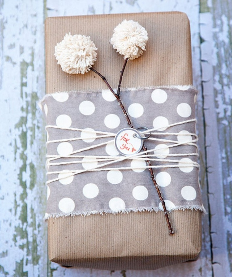 gift-wrapping-ideas-21 40 Creative & Unusual Gift Wrapping Ideas