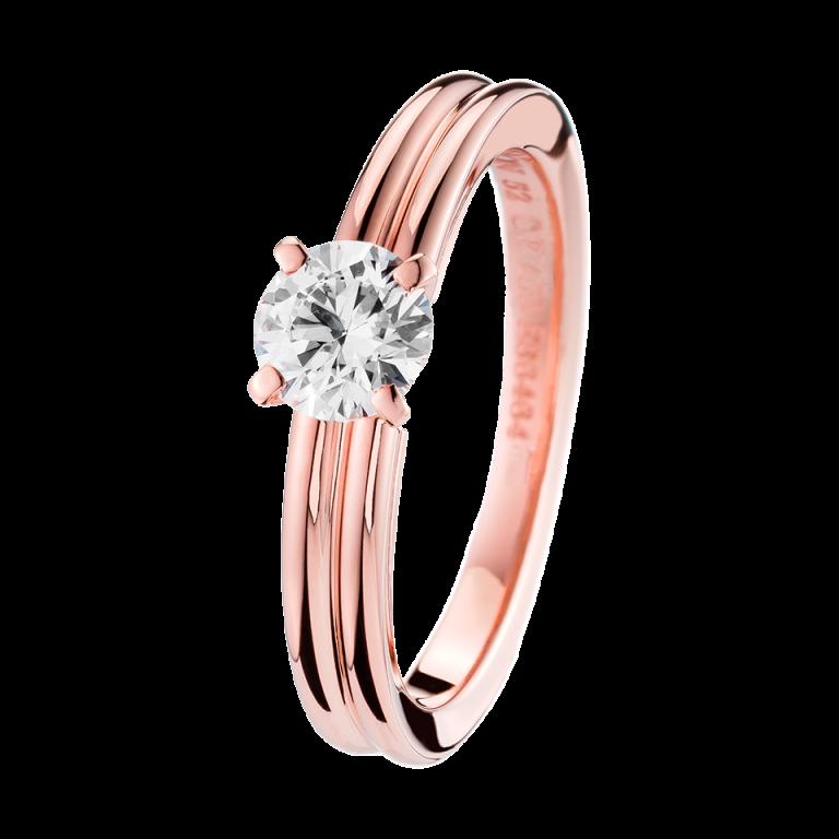 godron-pink-gold-solitaire-f-vvs1-2-1-02-1-03-carat-jsl00075 Top 60 Stunning & Marvelous Rose Gold Wedding Bands