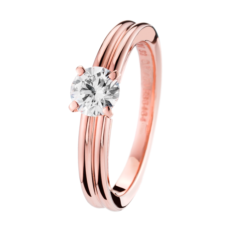 godron-pink-gold-solitaire-f-vvs1-2-1-02-1-03-carat-jsl00075 Top 60 Stunning & Marvelous Rose Gold Wedding Bands