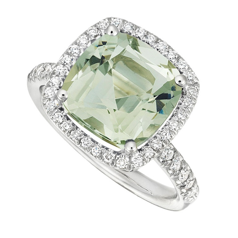 green-quartz-engagement-rings-Jane-Taylor-RF708-twinkle-twinkle-06 30 Fascinating & Dazzling Green diamond rings