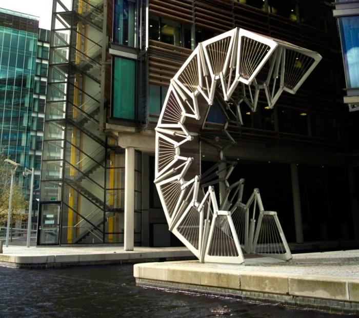 heatherwick_studio_lightbox_rolling_bridge Have You Ever Seen Breathtaking & Weird Bridges Like These Before?
