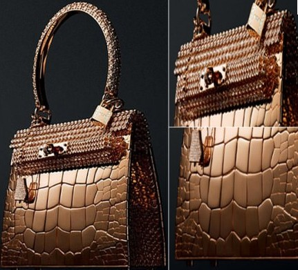hermes-bag 69 Most Expensive Diamond Purses in The World