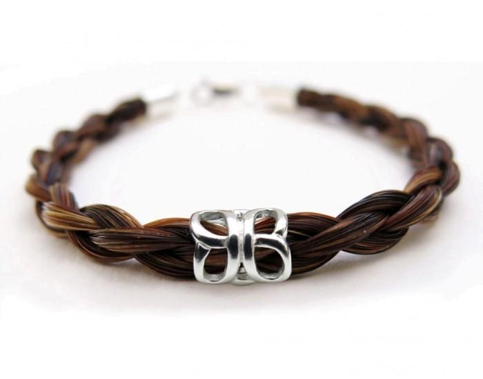 horse-hair-bracelet-gemosi 45 Elegant & Breathtaking Horse Hair Bracelets