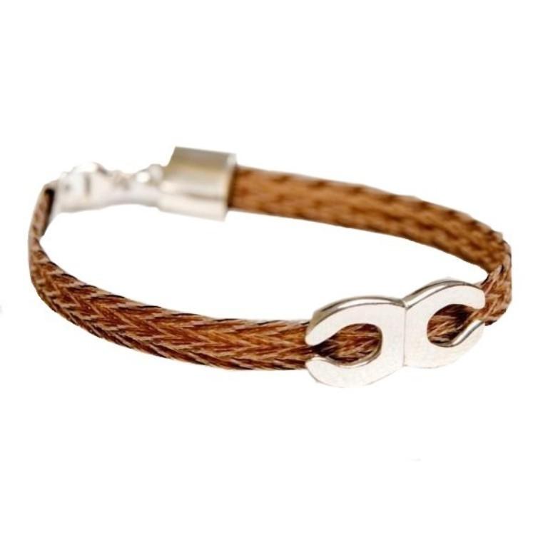 horsehair_bracelet_shoe-shoe_6wb 45 Elegant & Breathtaking Horse Hair Bracelets