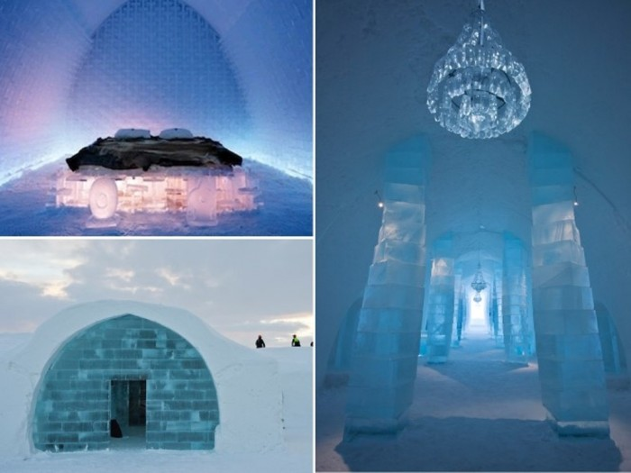 ice-hotel Top 10 Best Quality of Life Countries