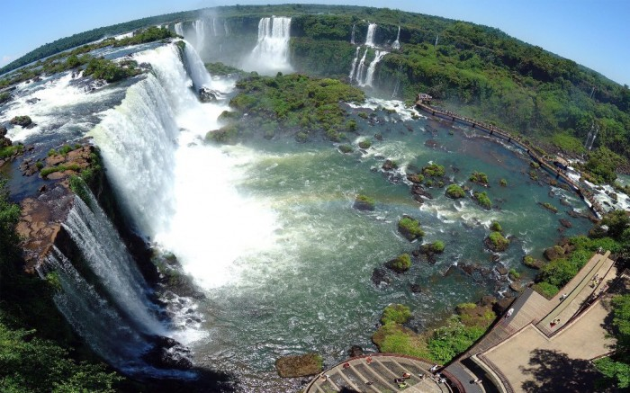 iguazu-falls-brazil-wallpaperiguazu-falls-border-vacation-tourism-argentina-and-brazil-trsf7twc Top 10 Best Countries to Visit in the World