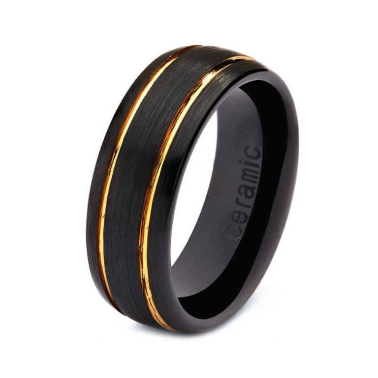 il_570xN.463272249_f2ob 60 Unbelievable Ceramic Wedding Bands for Him & Her