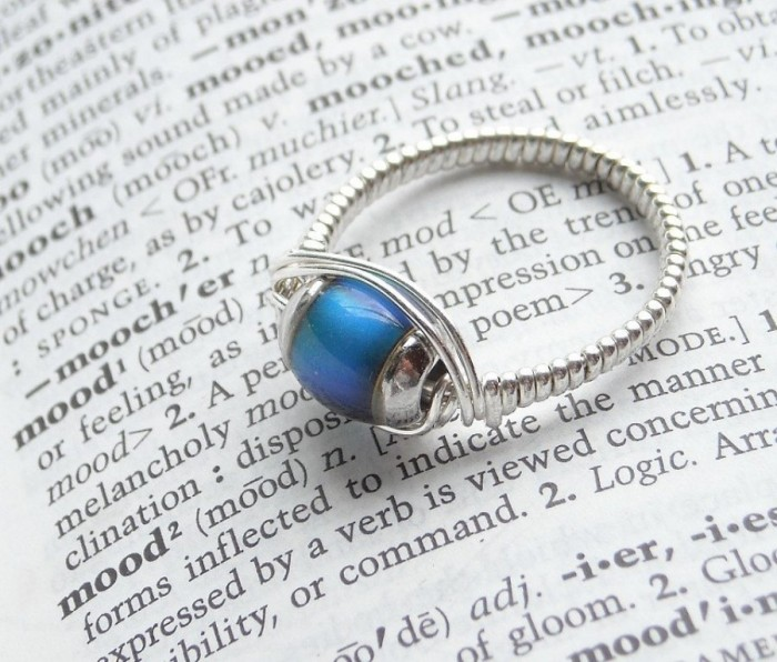 il_fullxfull.266377917 Top 30 Unique Sterling Silver Mood Rings that Incredibly Detect Your Mood