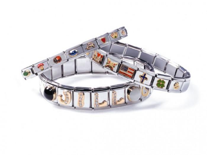 italian-charm-bracelet 25 Amazing & Catchy Italian Link Charm Bracelets