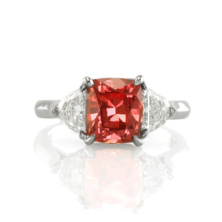 j725_1blog1 40 Elegant Orange Sapphire Rings for Different Occasions