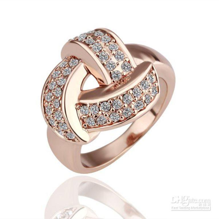 jewelry-unique-women-s-wedding-bands-jewelry Top 60 Stunning & Marvelous Rose Gold Wedding Bands