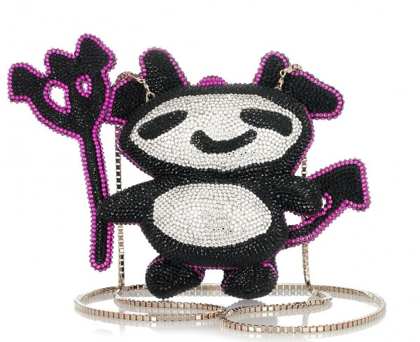 jimmy-choo-panda-bag 69 Most Expensive Diamond Purses in The World